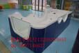 重庆金色太阳婴儿游泳设备厂家直供亚克力一体池拼接池