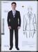 重庆世家宝服饰谈:男士西服上下半身的穿衣搭配技巧