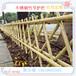 斯尔瑞厂家定制不锈钢仿竹护栏仿竹喷塑竹节防护栏公园隔离栏杆