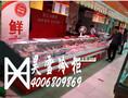 深圳生鲜超市冷柜哪有卖?鲜肉柜多少钱一台?买冷柜找昊雪图片