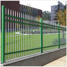 冠欧锌钢护栏厂家围墙护栏安装防腐性能美观大方图片