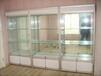 钛合金展示货架/商场展柜/展架/玻璃柜台制作