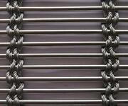 金属网帘幕墙网不锈钢装饰网图片
