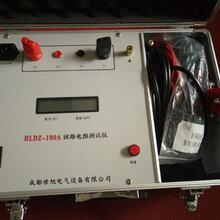 DC:100A回路电阻测试仪图片