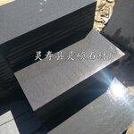 中國黑石材生產廠家木箱包裝出口黑色石材規格板