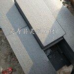靈碩石材廠中國黑石材自然面火燒面荔枝面中國黑石材生產廠家黑色石材規格板批發