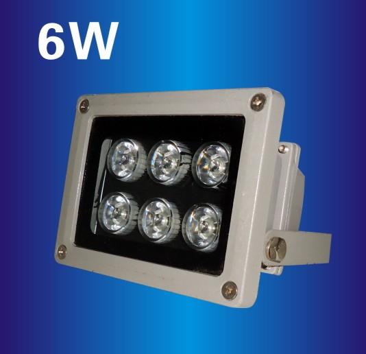 低压AC/DC12V24V36V6W12W监控补光灯交通电子眼照明灯安防照明小