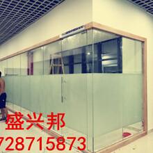 深圳坂田公司玻璃門維修,布吉定做玻璃門,玻璃門各種問題處理圖片