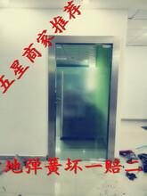 深圳龍崗坂田附近鋼化玻璃門安裝,門禁自動玻璃門維修服務圖片