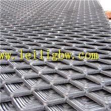 钢板网钢板拉伸网脚踏钢板网菱形网装饰铝板网
