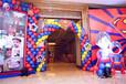 超人主题生日派对策划场地布置装饰