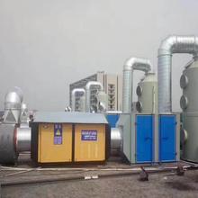 山东喷烤漆房专用光氧催化废气处理设备