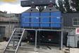 山東菏澤催化燃燒工業廢氣治理設備尺寸可定做廢氣除臭裝置
