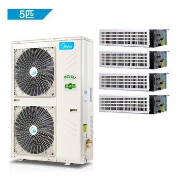100平米中央空調需要多少錢