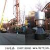 直燃式高爐煤氣放散點火成功武漢海韻河北工程順利竣工