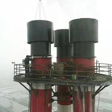 5套直燃轉爐煤氣放散點火武漢海韻吉林工程順利竣工圖片