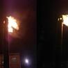 焦炉煤气放散点火