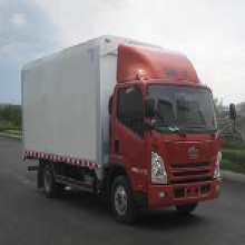 湖北俊浩CA5083XYKPK45L3E1翼开启厢式车国庆大促销