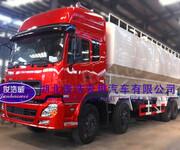 东风天龙前四后八20吨散装饲料运输车图片图片