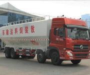 随州东风15吨散装饲料车直销图片
