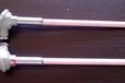 高温刚玉管陶瓷管K型热电偶WRN-122WRN-132