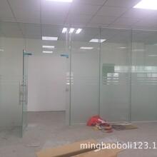 丰台区世界公园办公室玻璃隔断安装