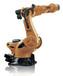 国产轮毂去毛刺智能打磨机器人问世,先进力控系统、智能软件设计