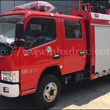天津东风多利卡水罐消防车厂家直销