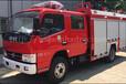 福州东风多利卡水罐消防车行业领先