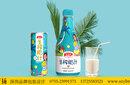 生榨椰子汁包装设计,复合蛋白饮料包装设计,维生素饮料包装设计图片