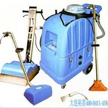 如何正确使用地毯抽洗机分体抽洗机