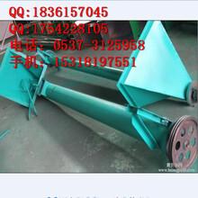 大倾角螺旋提升机螺旋上料机的厂家x1图片