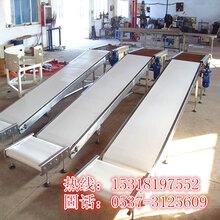 专业定制不锈钢输送机食品输送机非标定制厂家e8图片