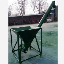 衡阳江苏提升机苏州LS螺旋输送机原理厂家订购变频调速非标定制螺旋提升机图片