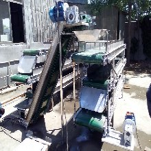 鋁型材生產線定做PV皮帶機Ljxy輕型運輸機