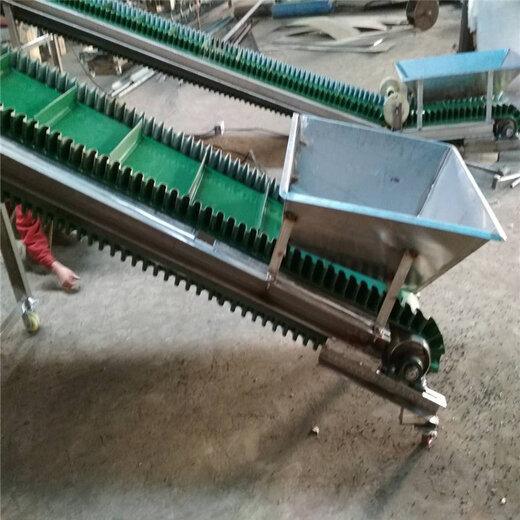 铝型材PVC带输送机皮带机规格型号含义大豆输送机