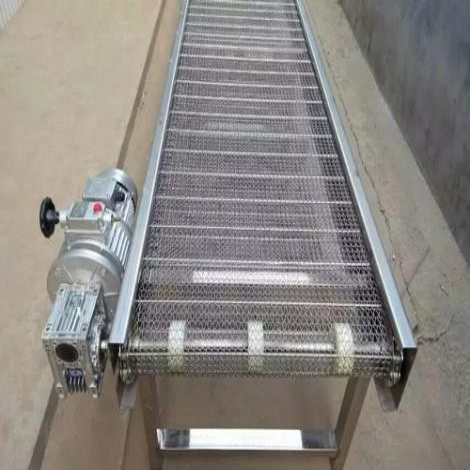 吉林不锈钢网带型输送机厂家推荐水平直线输送