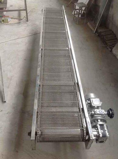 衡阳不锈钢网带型输送机专业生产水平直线输送