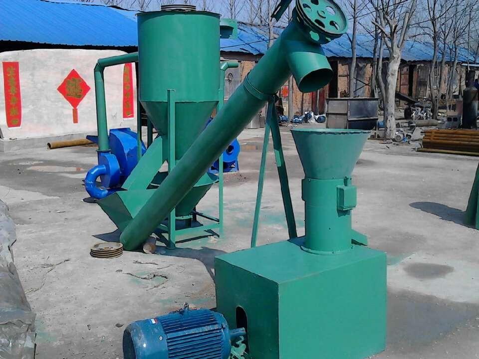 齐齐哈尔秸秆煤炭压块机秸秆固化成型机大功率