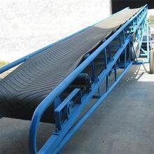 双层皮带输送线1米皮带机型号规格800宽皮带输送机图片