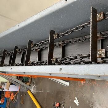 粮食输送机除尘刮灰机六九重工煤矿用刮板输送机