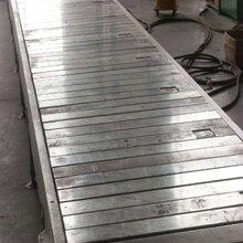 鏈板輸送機定制大傾角鏈板輸送機包裝線鏈板輸送機圖片
