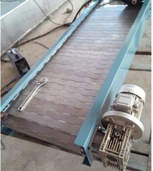 鏈板式排屑機價格板式輸送機工作原理Ljxy鏈板輸送機國