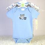 宝宝纯棉短袖三角爬服宝宝夏装宝宝内衣婴儿衣服夏季