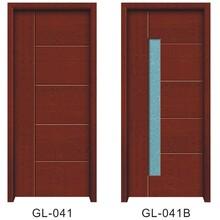 东营实木复合门实木门钢木门免漆门厂家