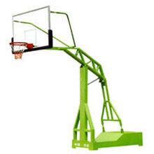单臂移动式篮球架,河北胜川体育器材