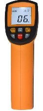 蘇州GM700手持紅外測溫儀圖片