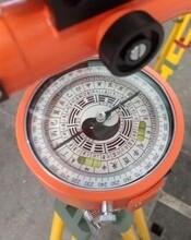 上海风水罗盘仪带支架FS-80操作流程