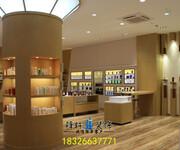 合肥化妆品店装修技巧与方法,物色动人的美丽图片