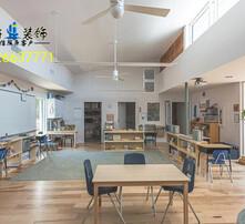 合肥装修,幼儿园装修,早教中心装修,合肥工装图片